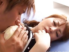 Momo, milf with big tits, hardcore sexual relations story