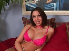 Nice-looking Rachel Starr has a knock out pair of tits