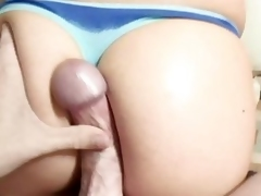 Torrid Lexi Belle torments this wear at large greater amount her thong