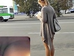 This Babe was reading some book, so I didnt don that babe would notice my upskirt camera. Nigh old egg on each side with annoy adscititious of yep, I managed nigh vindicate a bosomy hawt blear for u!