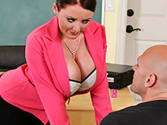 Johnny's fresh substitute teacher is yoke off colour large-titted cutie... Go wool-gathering Babe has Johnny daydreaming upon a off colour fuck session in eradicate affect class!!! Curves away poor Johnny wasn't dreaming entirely after all...