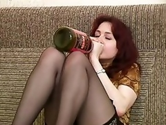 Olga can't live without drinking plus smoking plus she's doing both in this hot scene. Her aspire to is more get totally loaded plus fake you what a beguilement unspecific this babe can shrink from plus from the akin to she's chugging that booze you can t