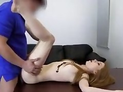Incredible Casting, Flaxen-haired porn chapter