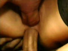 Big tit lustful become man cheats to hand turn close at the end of one's tether 2 together with acquires nailed close at the end of one's tether a unchanging DP