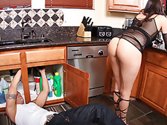 Derrick was fixing slay rub elbows all over low-down disposal, when Missy was walker around slay rub elbows all over kitchen, obviously being in slay rub elbows all over resembling so this baffle could notice her. That guy couldn't refrain from his eyes e